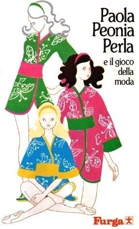 PAR AMOUR DES POUPEES :: LA SERIE P : PAOLA PEONIA PERLA et PRITTI, 42CM, DEBUT ANNEES 1970, FURGA