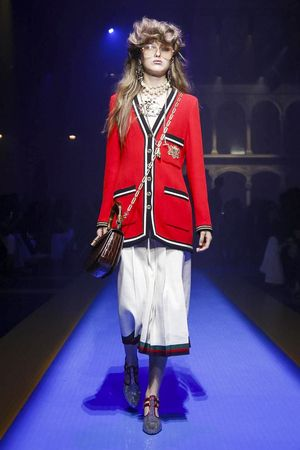 7067f9f6 Watch the Live Streaming of Gucci Milan Fashion Show Men & Women Spring  Summer Collection 2018