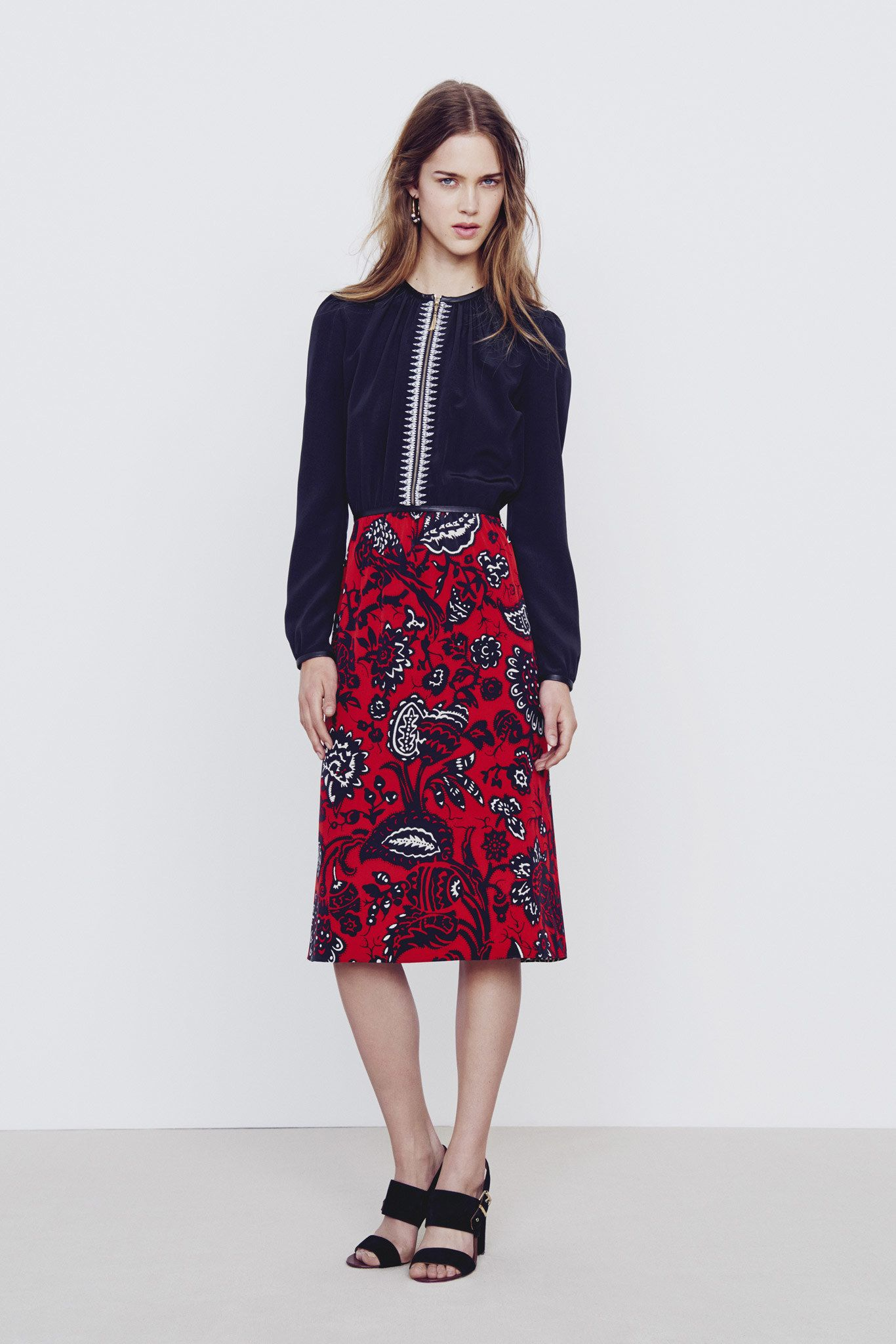 Vanessa Bruno Fall 2015 Ready-to-Wear Fashion Show