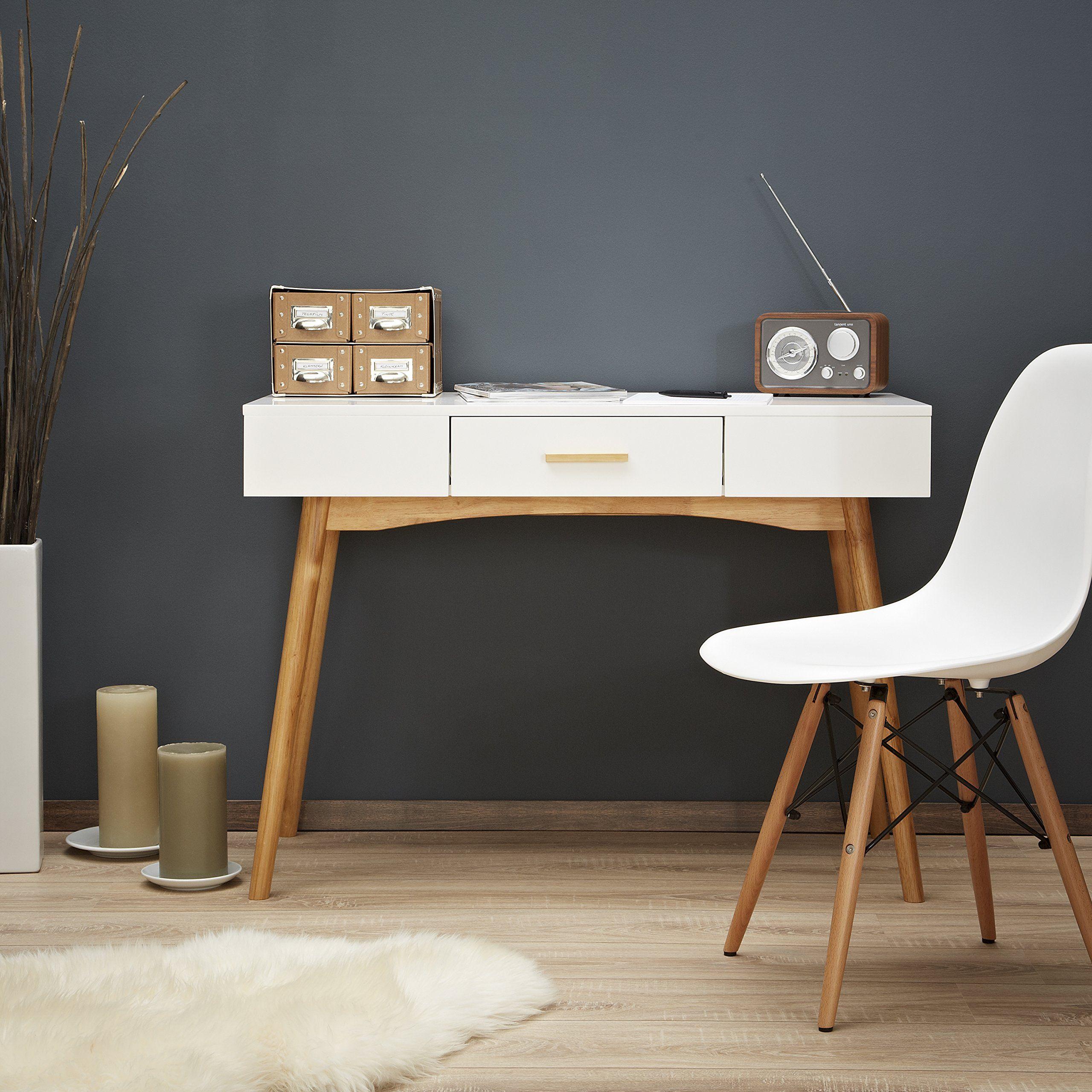 Bureau Retro Design.Lomos No 11 Scandinavian Retro Design Bureau Made Of Wood