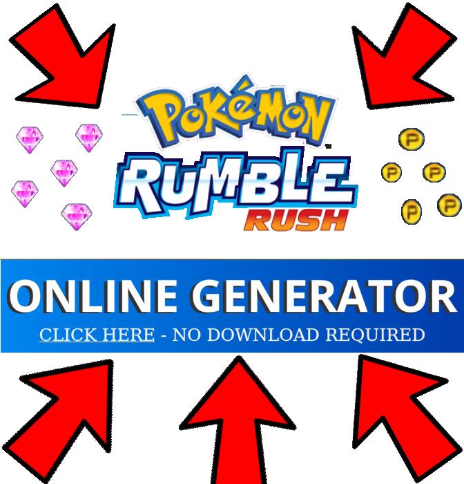 【Mod】 Pokemon Rumble Rush Hack Generate 99999 Gems