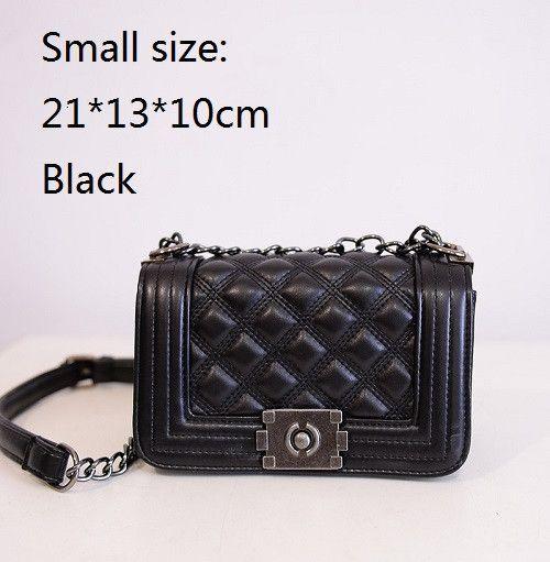 Diamond Lattice Women Bag Designer Handbags High Quality Lady Quilted Plaid  Shoulder Crossbody Bags Leather Women 0af9af7bff875
