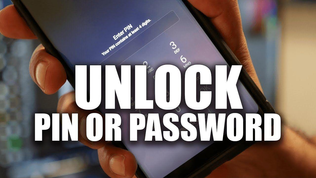 Forgot Passcode - Pin - Password Hack: Unlock Your Samsung