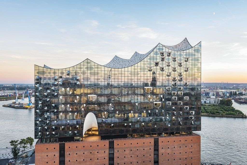 Elbphilharmonie Hamburg De City Design Concert Hall Elbphilharmonie Concert Hall