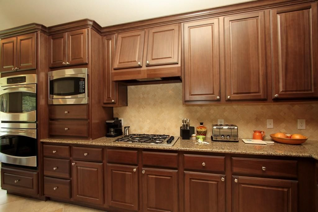 Built in oven and microwave cabinet in microwave for Built in oven kitchen cabinets