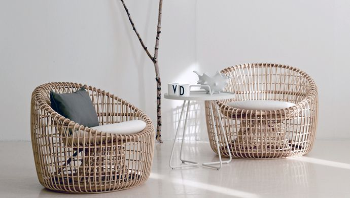 Sustainable Rattan Indoor Furniture by Cane-line | FF&E II ...