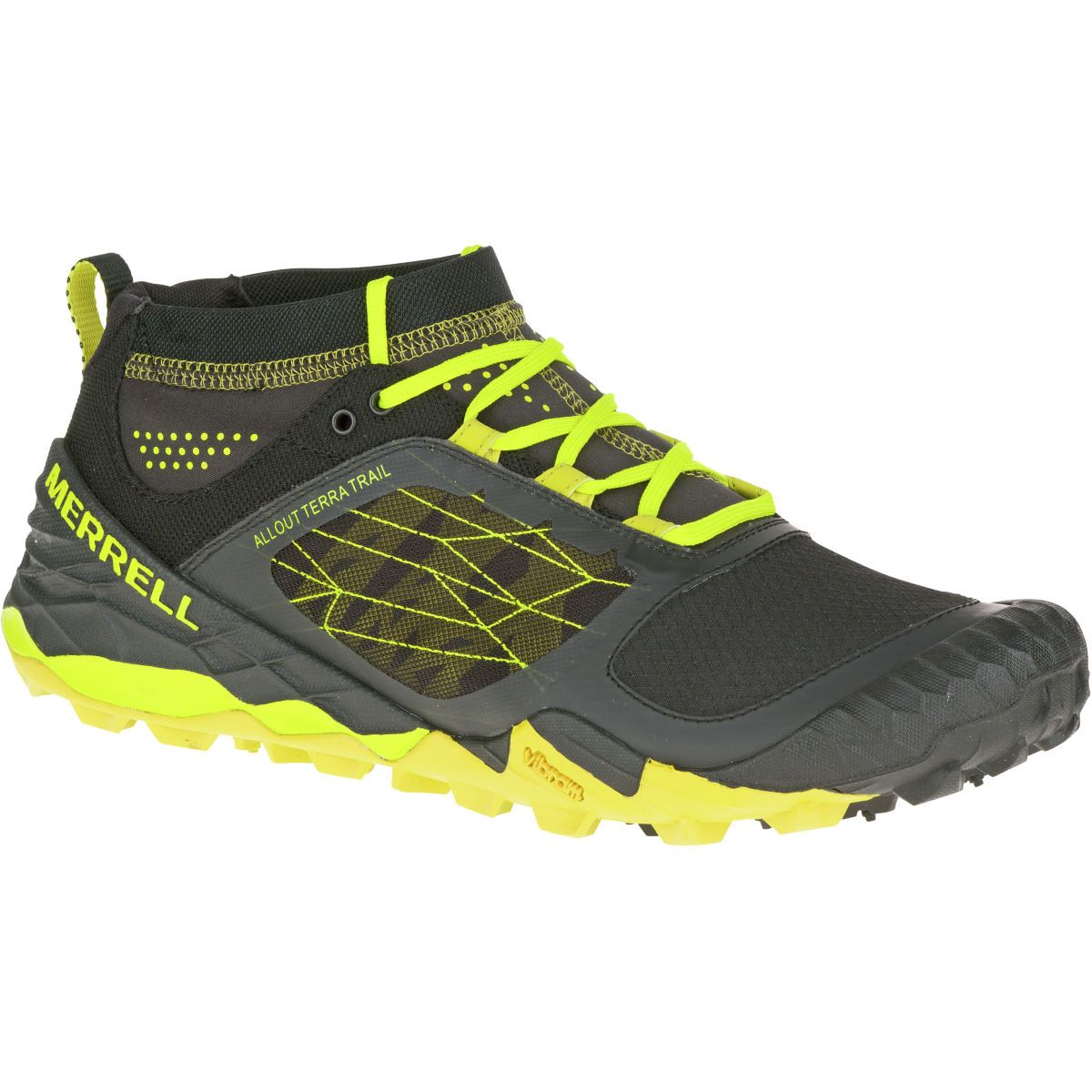 Merrell All Out Terra Trail Shoes (SS16) Offroad Running Shoes