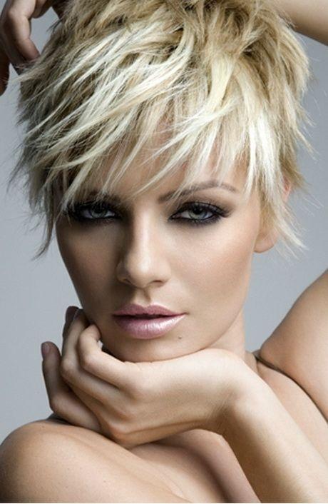 Cortes de pelo corto mujer modernos #estaesmimodacom #peinados