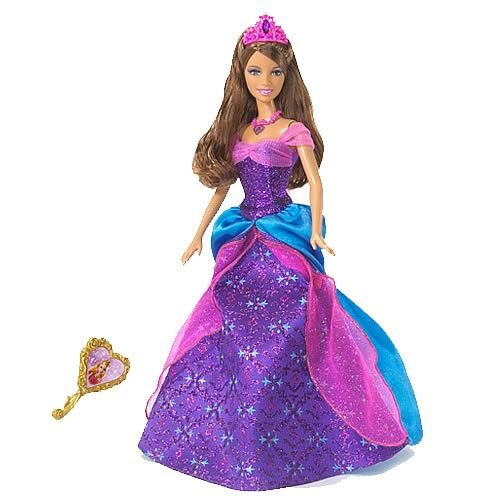 Barbie And The Diamond Castle Princess Alexa Doll Barbie