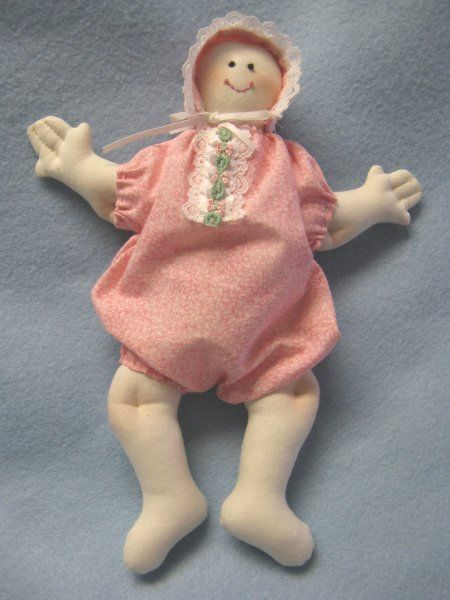 Babys 1st Dolly FH-127PM $2.00