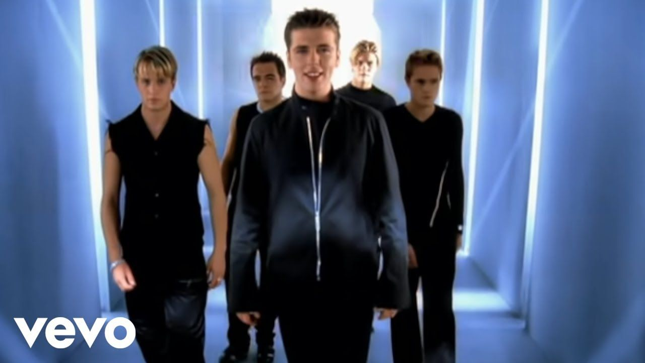 Westlife Flying Without Wings Official Video Flying Without