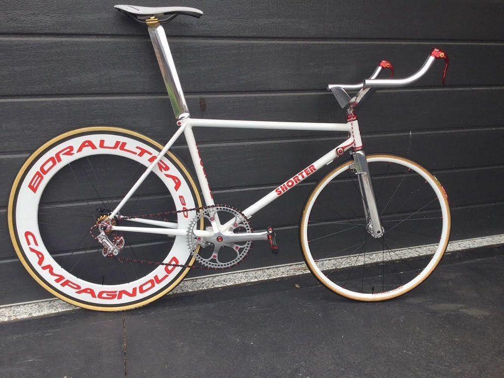 Martin Payne S Tt Shorter By Cycloretro Bikeporn Bicycle Types