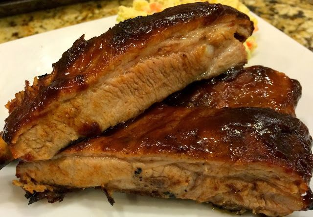 TASTE OF HAWAII: BBQ PORK RIBS COOKED IN PRESSURE COOKER