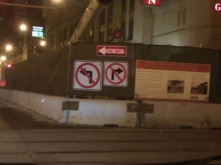 Confused In Chicago Find More Funny Road Signs At Funnysigns Net