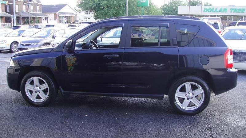 2010 Jeep Compass Sport X 4x4 4dr SUV Jeep compass, 2010