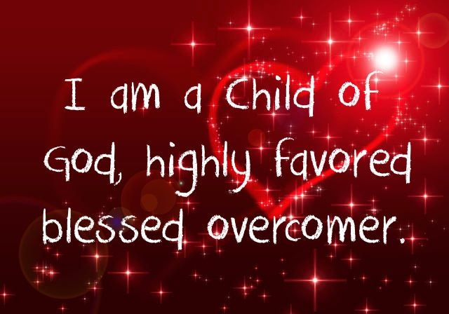 i am blessed and highly favored quotes - photo #14