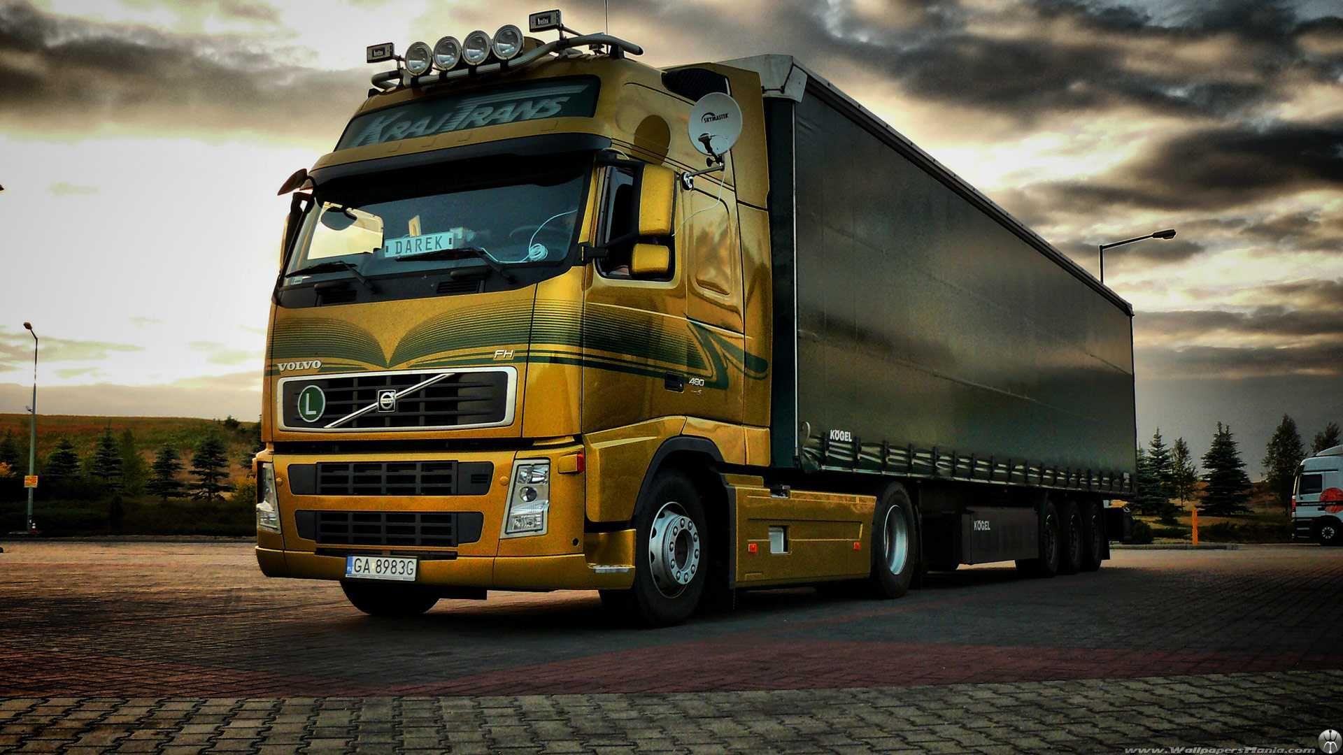 Volvo Truck Wallpaper High Definition Nh6 Trucks Volvo Trucks Volvo