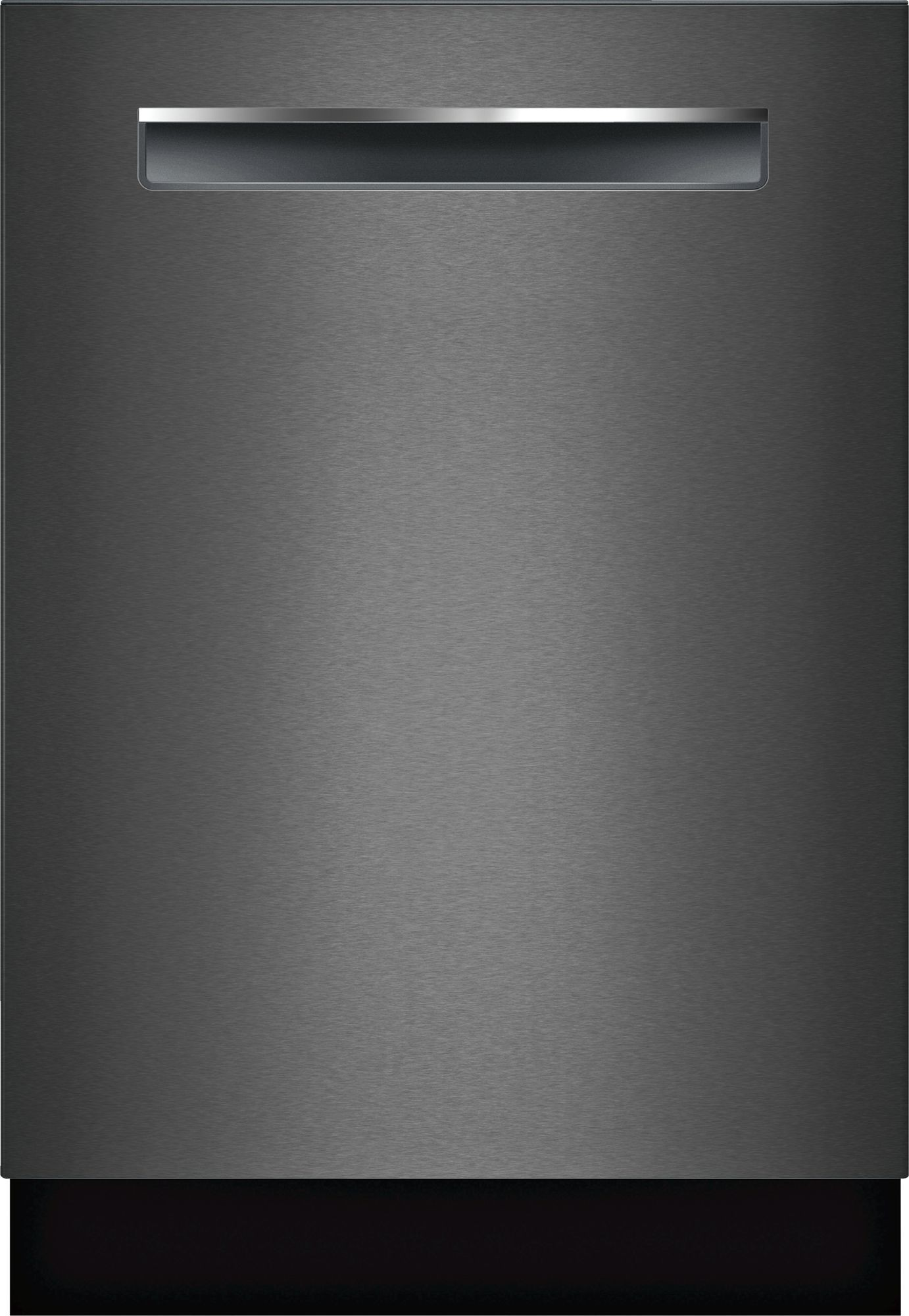 Bosch Shpm78w54n 24 Inch Fully Integrated Dishwasher With 16 Place Setting Capacity 6 Wash Cycles Silence Rating Of 42 Dba Flexible 3rd Rack Rackmatic Eas Integrated Dishwasher Steel Tub Black Stainless Steel