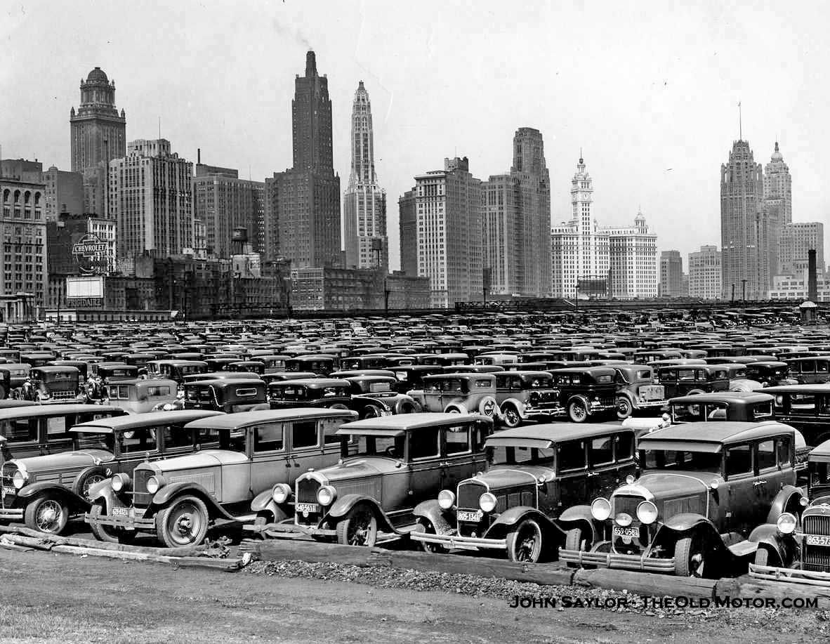 old chicago   By David Greenlees   Published December 10, 2013 ...
