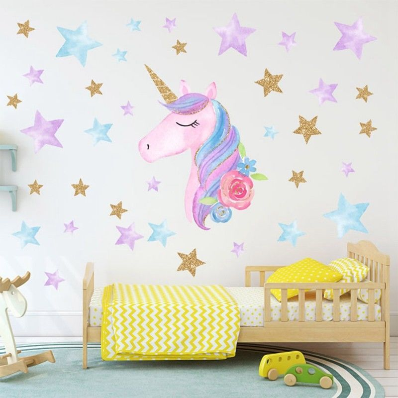 Decorative Decals Ebay Home Furniture Diy Wall Stickers Girl Bedroom Kids Wall Decals Girls Wall Stickers