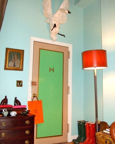 New York City Rental Apartment: Door - From Strikes Our Fancy