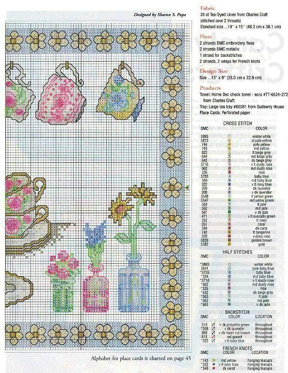 Tea Time 2 Found on manualidades.facilisimo.com