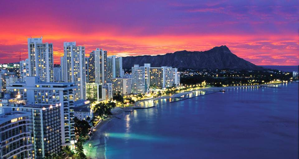 Send refugees to Hawaii