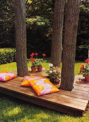 Top 14 Garden Reading Nook Designs – Start A Easy Backyard Decor Project Idea - DIY Craft (9)