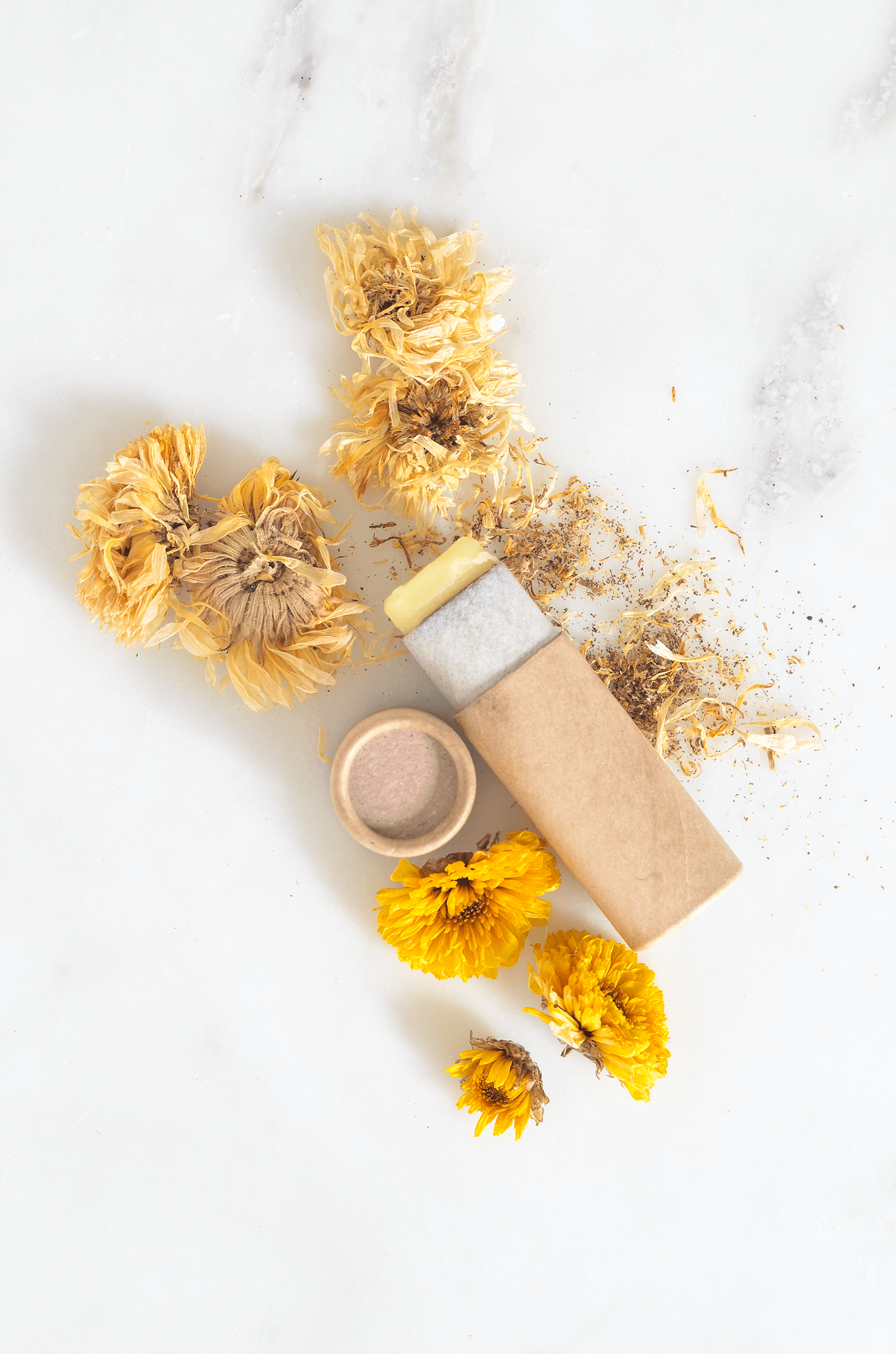 Tattoo Balm Recipe Make Your Own Calendula Infused Aftercare Balm