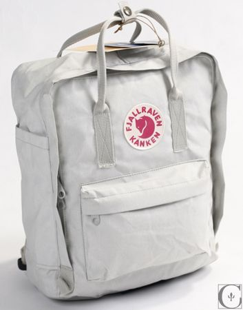 school bag Fjallraven Kanken Light Grey | Fjallraven