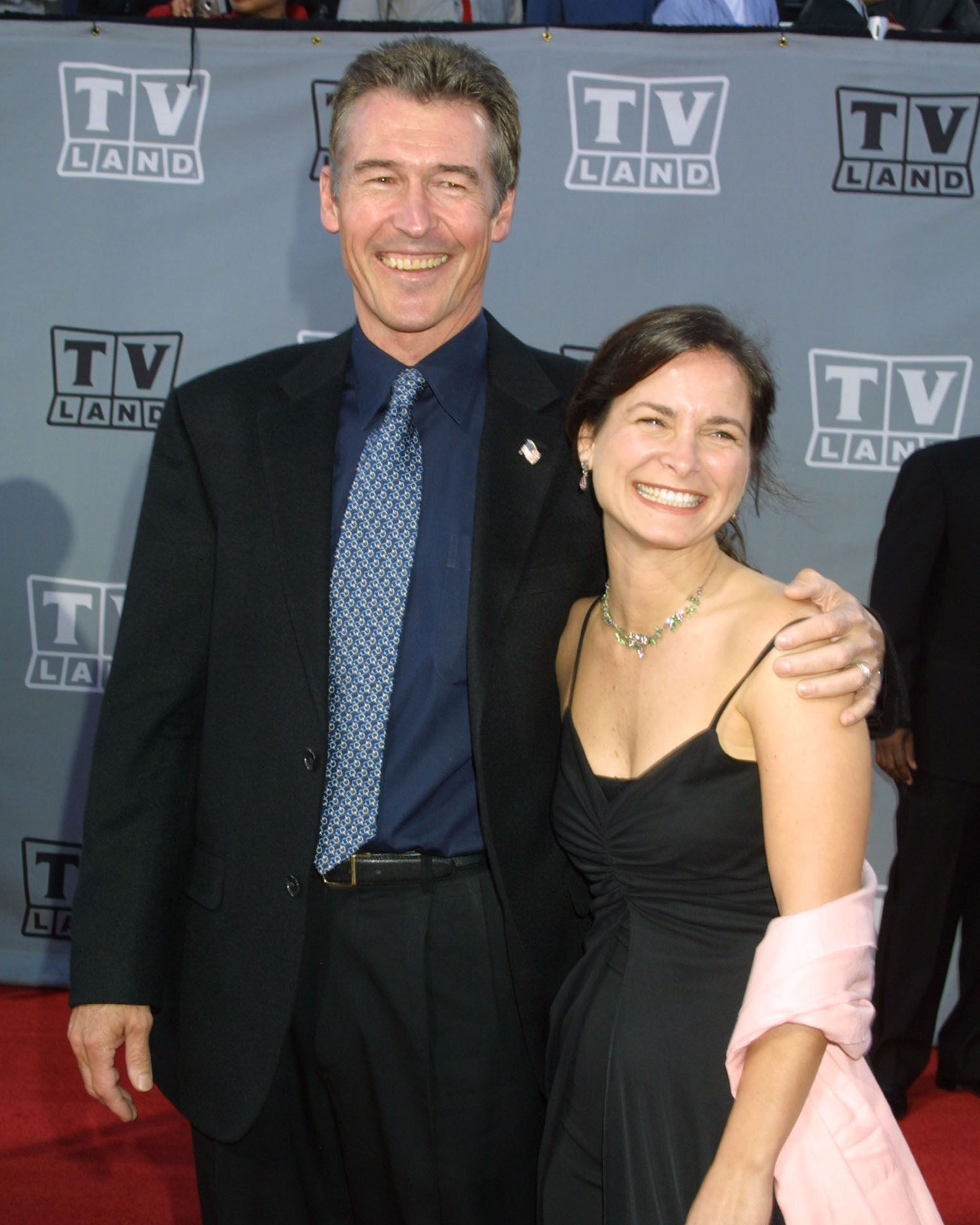 Randolph Mantooth And Wife Kristen Connors