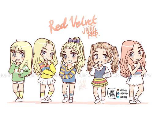 Red Velvet Joy And Wendy Image Red Velvet Velvet Wallpaper Exo Red Velvet