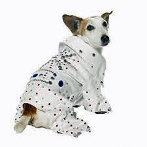 Elvis Dog Costume Hound Dog Jumpsuit You Ain T Nothin But A Hound
