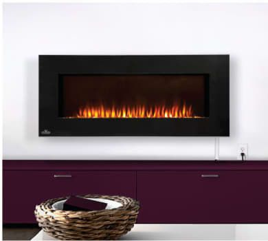 Napoleon Efl42h 42 Inch Indoor Electric Fireplace With 5 000 Btu