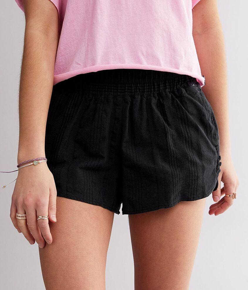Hurley Sunset Beach Short Women S Shorts In Black Buckle Beach Shorts Womens Shorts Women [ 990 x 845 Pixel ]