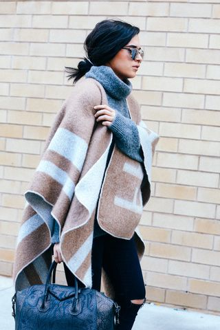 Street Looks at New York Fashion Week Fall/Winter 2015-2016   Vogue Paris