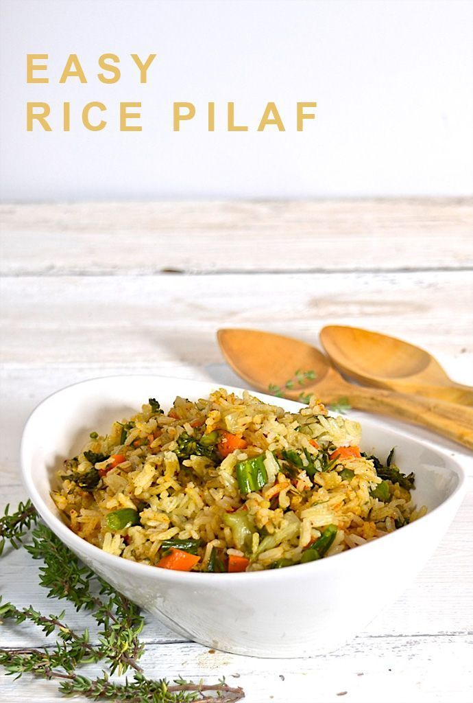 Easy rice pilaf with broccolini #easyricepilaf Easy rice pilaf with broccolini #easyricepilaf Easy rice pilaf with broccolini #easyricepilaf Easy rice pilaf with broccolini #easyricepilaf