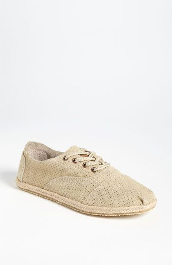 Toms Cordones Slip On Women Ayakkabilar