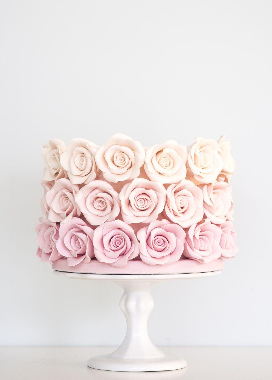 spectacular onetier wedding cakes tart pinterest cake