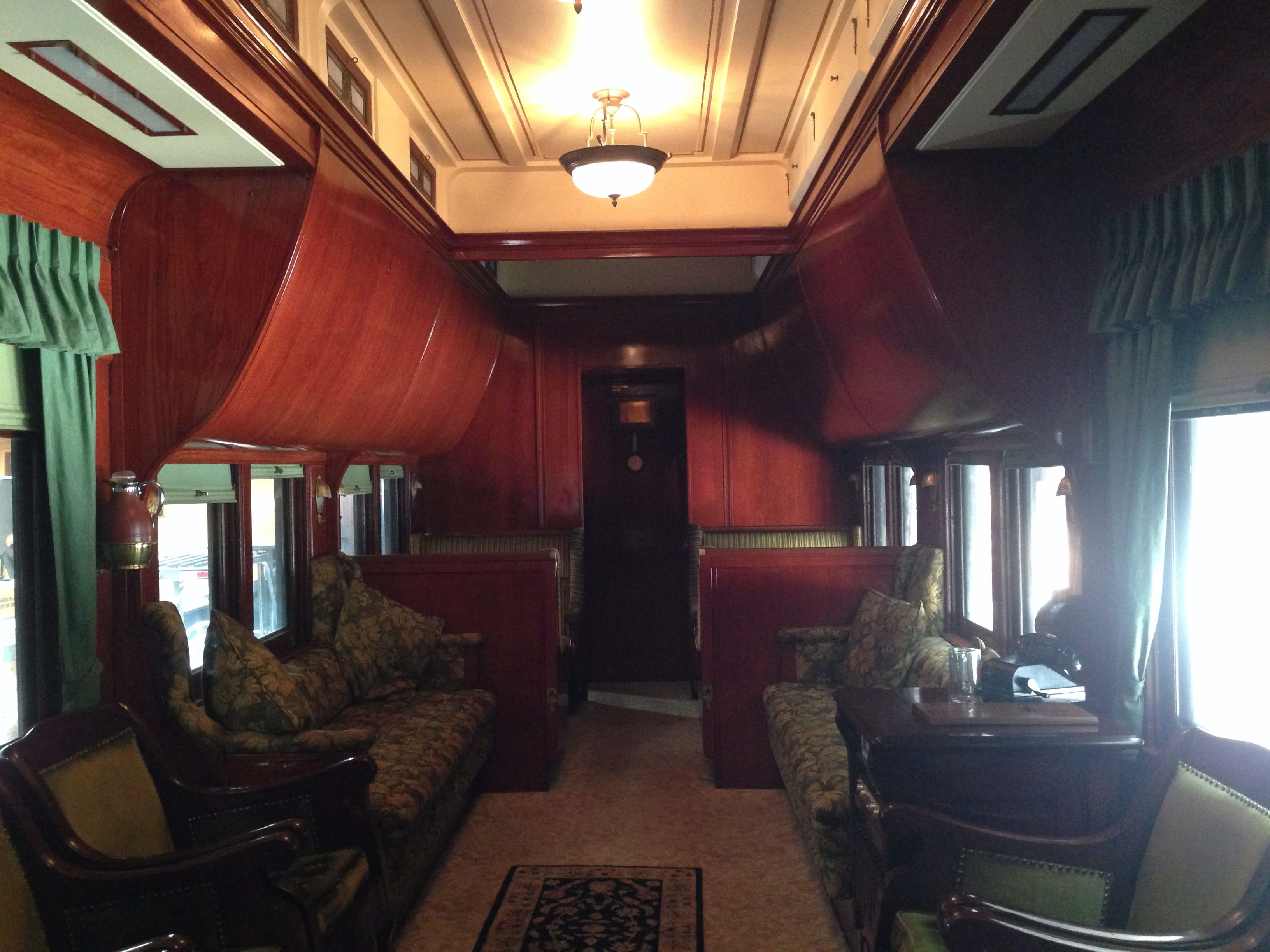 Lake Superior Railroad Museum | President's Car