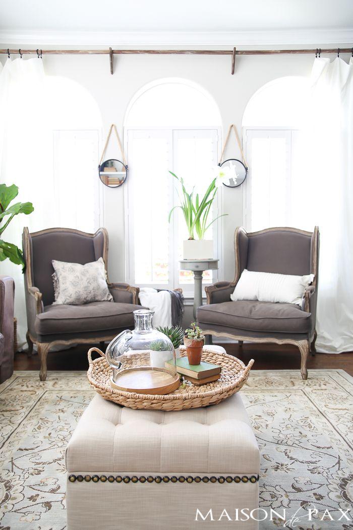 Spring living room decorating ideas living rooms hogar - Spring living room decorating ideas ...