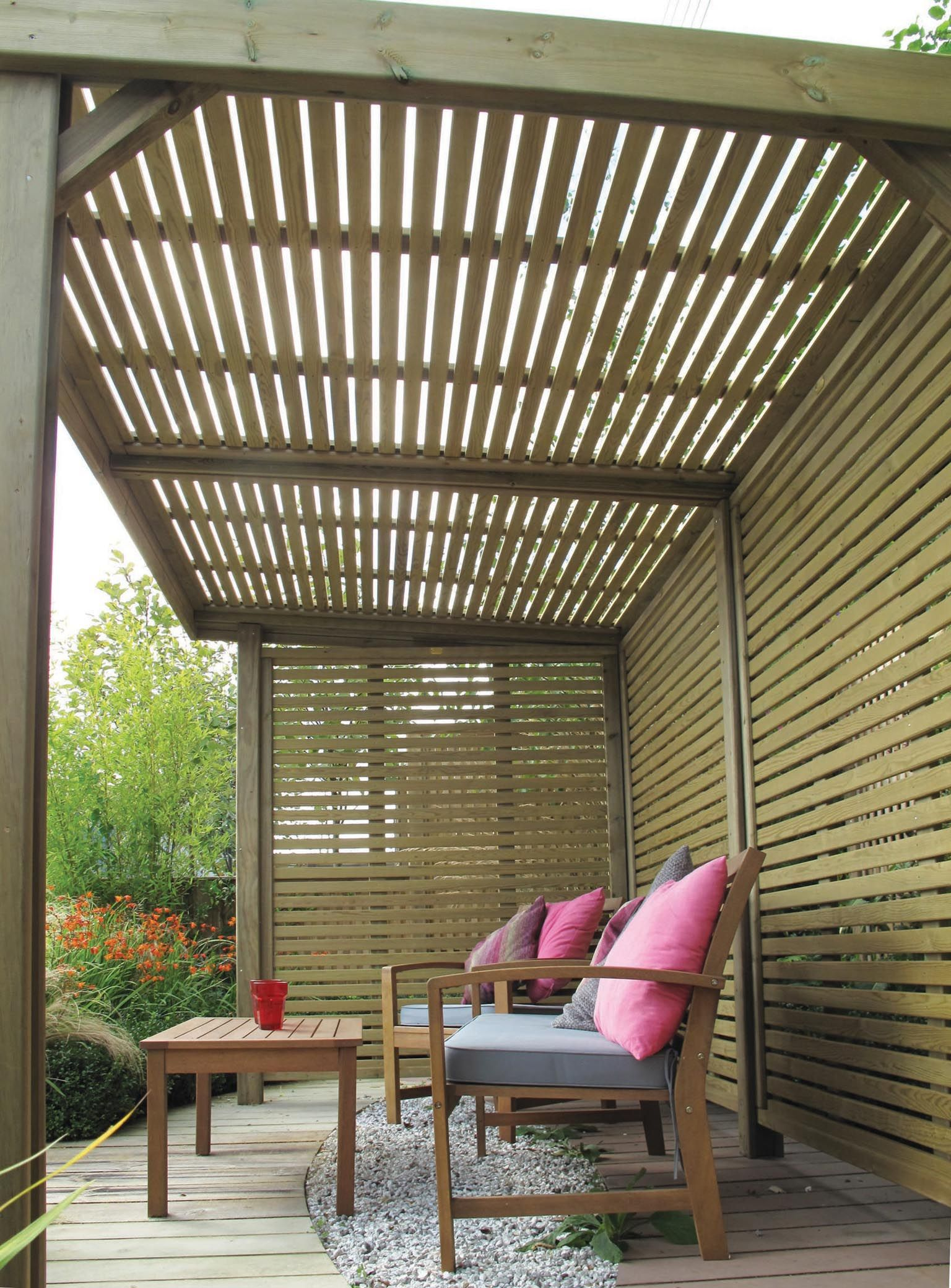 Retreat Garden Shelter   Is A Unique Garden Structure That Will Create A  Delightful Retreat In Any Garden. | Outside Space | Pinterest | Gardens, ...