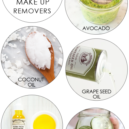Lash Week DIY Coconut Oil Makeup Remover Beauty Bets