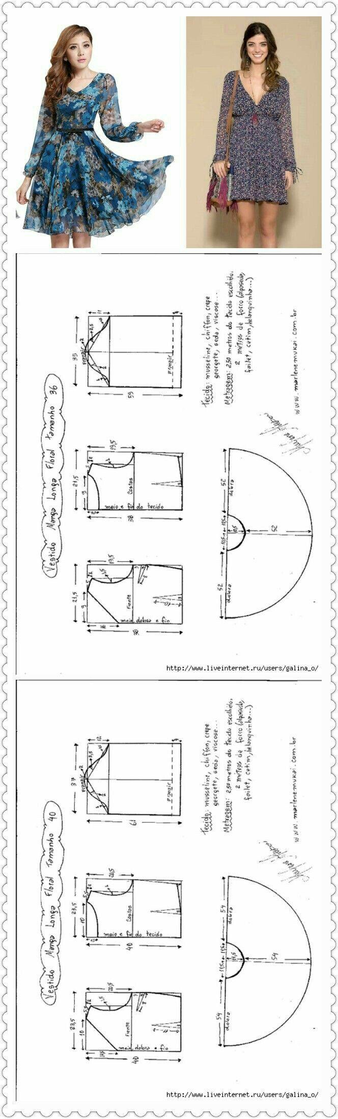 Pin von Rosemary Hickerson auf sewing | Pinterest | Nähen, Couture ...