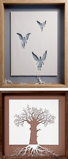 The Inspiration Grid : Amazing paper cuts