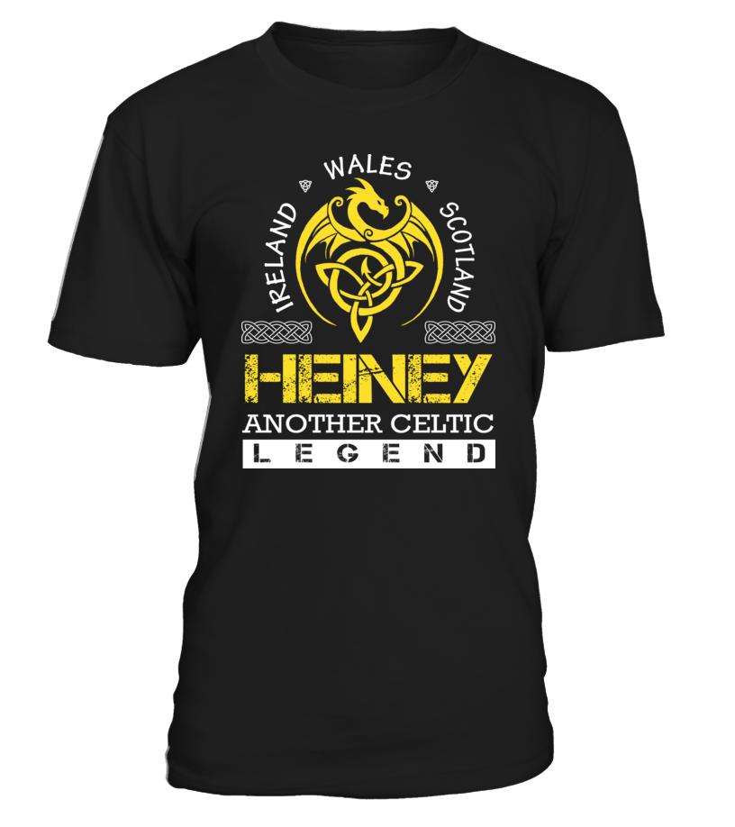 HEINEY Another Celtic Legend #Heiney