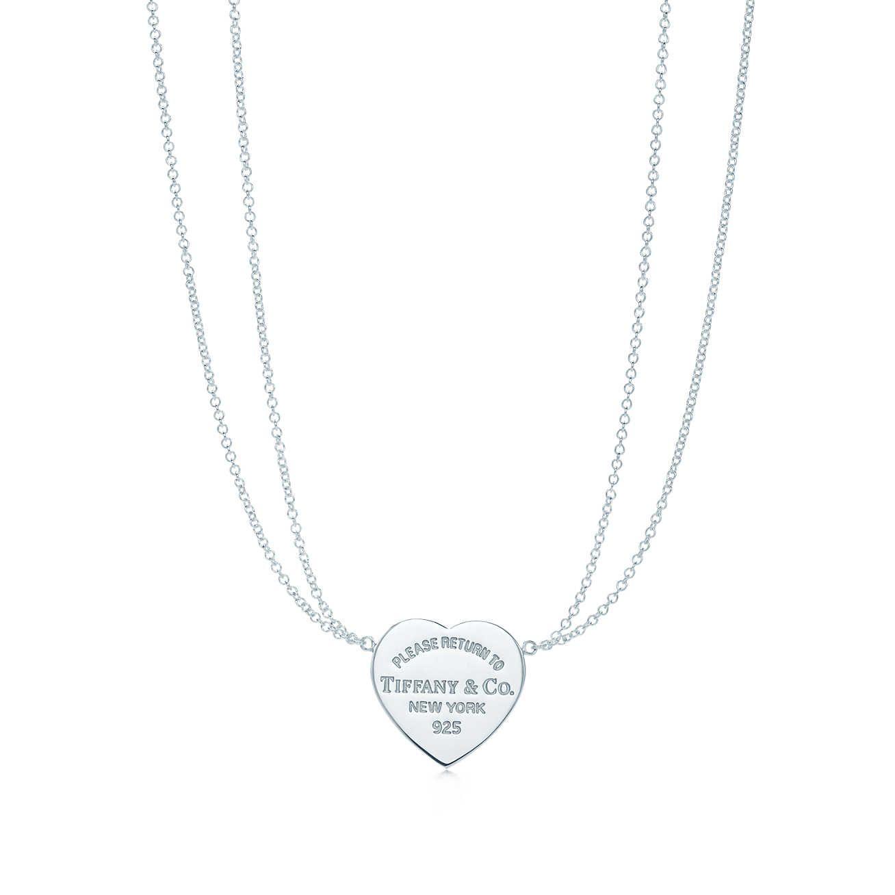Return To Tiffany Heart Pendant Tiffany And Co Necklace Tiffany Heart Heart Pendant