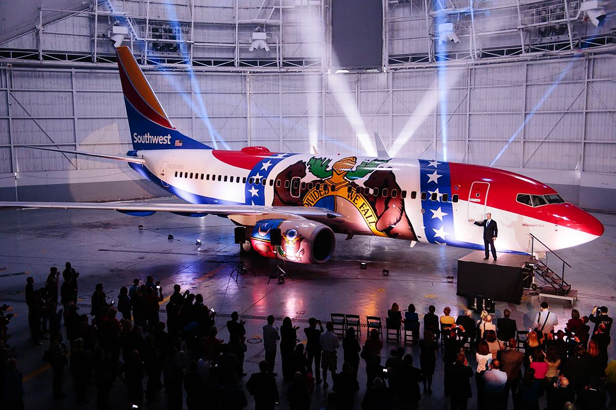 Special Liveries That Separate Southwest from the Pack