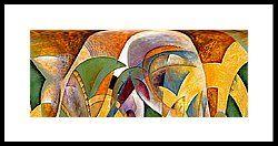 Arches Framed Print by Rafael Salazar