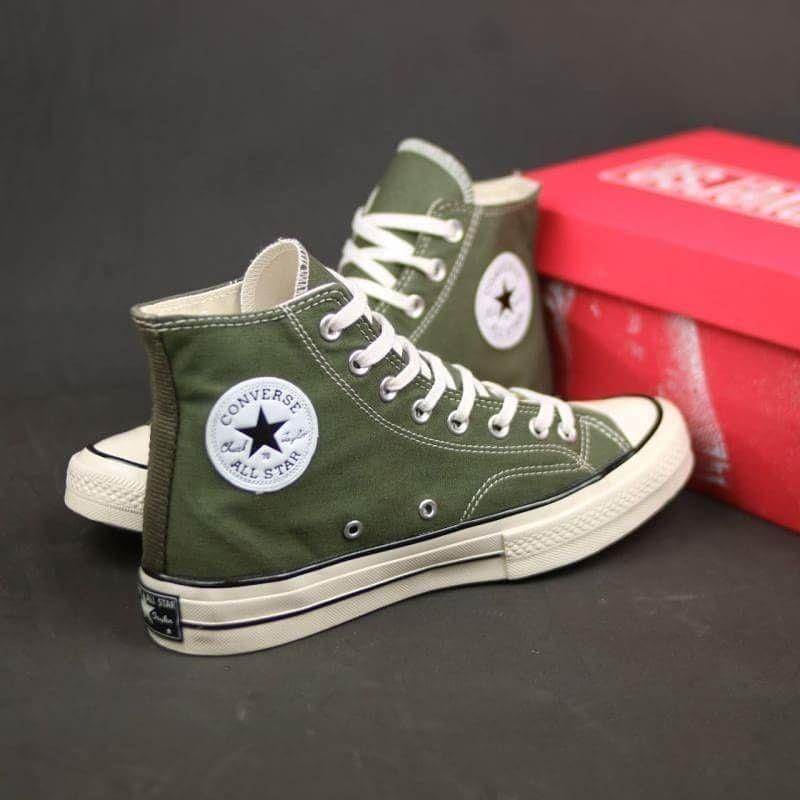 Restock Bonus Paperbag Converse Kaoskaki Sticker Tali Sepatu
